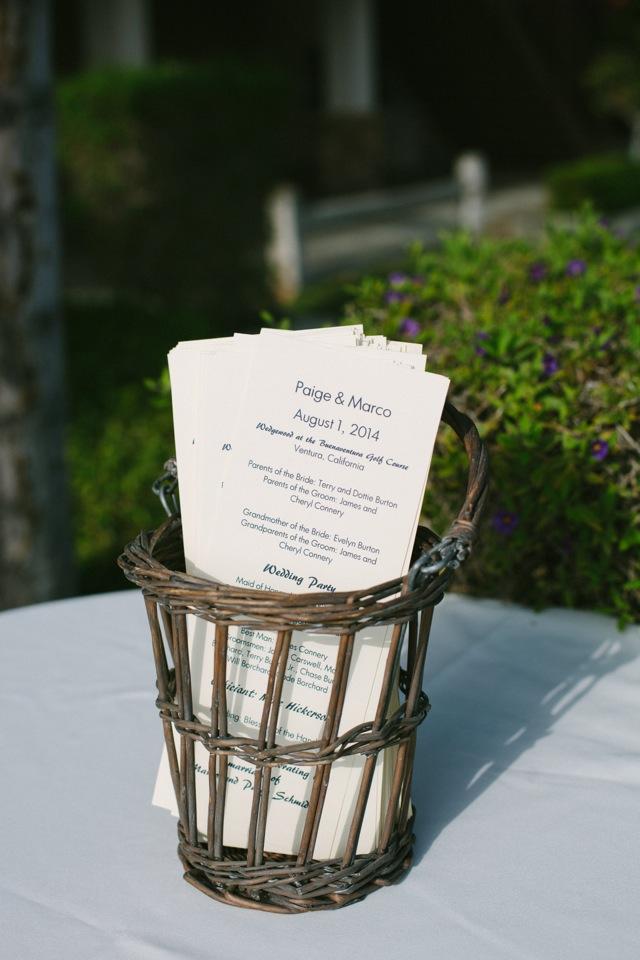 diy programs wedding
