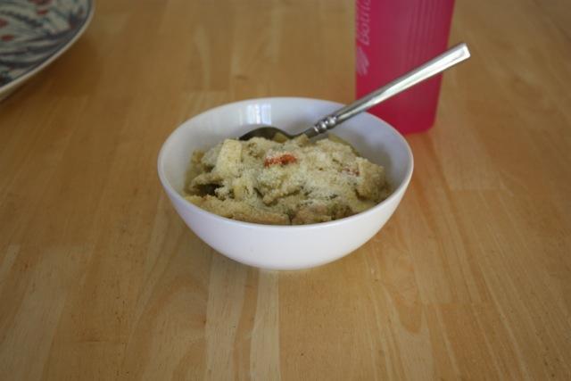 leftover soup