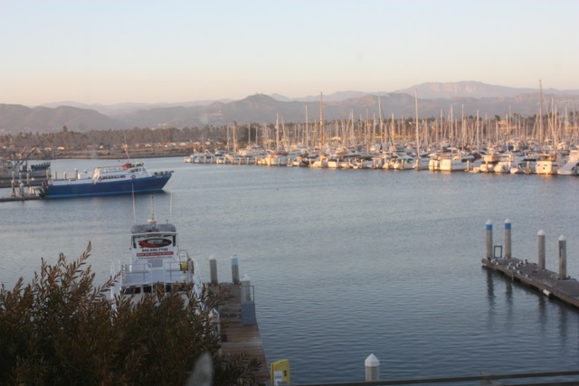 ventura ca harbor from brophy brothers