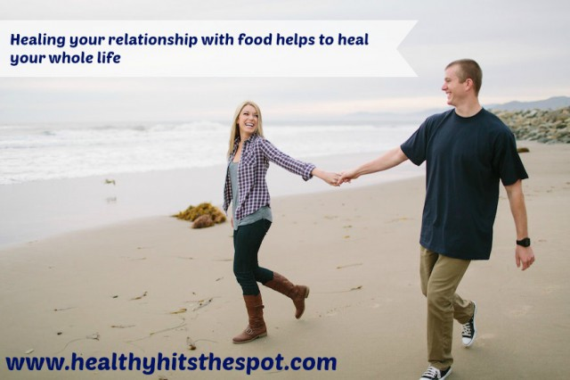 Healthy Hits the Spot Newsletter