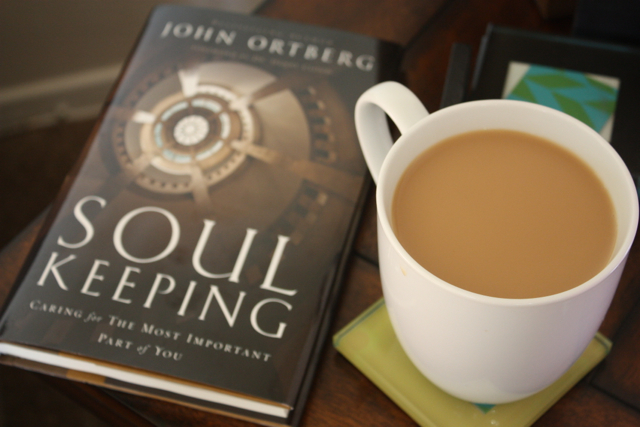 soul keeping and coffee