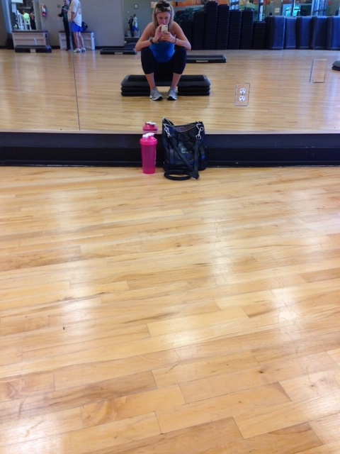 la fitness ventura ca step class