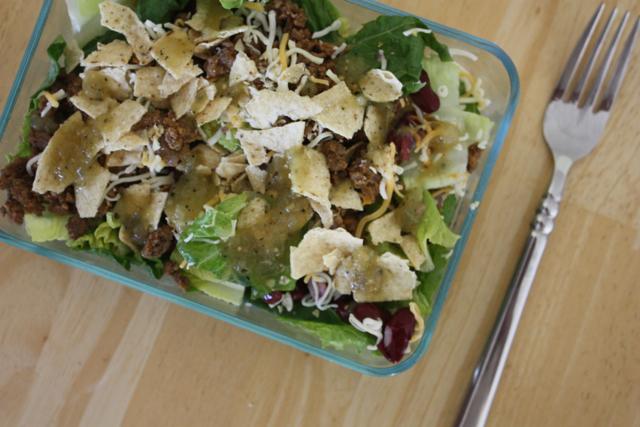 taco salad homemade