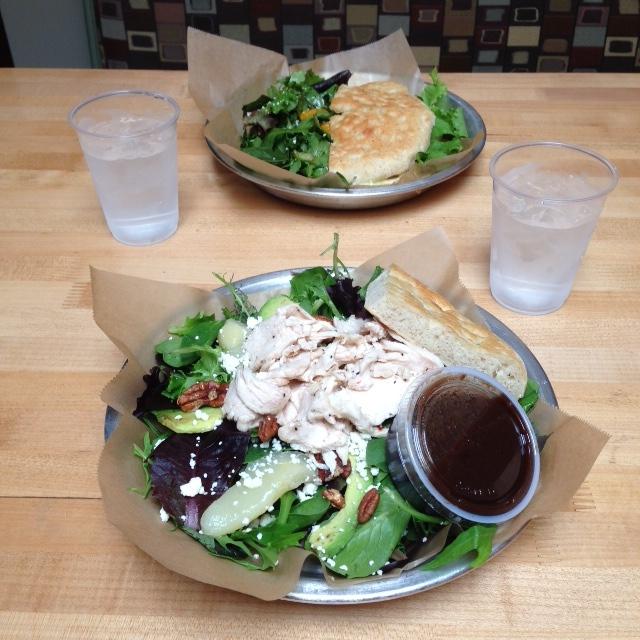 Urbane Cafe Salad