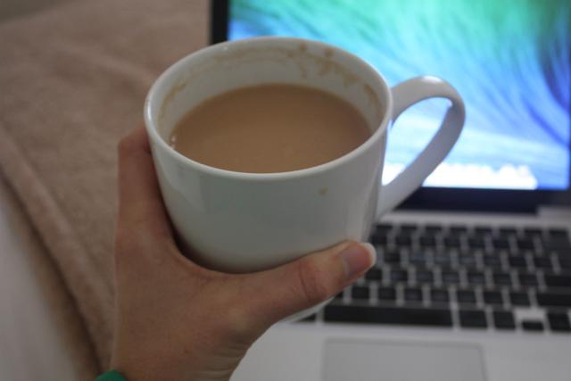 just black honest tea keurig latte