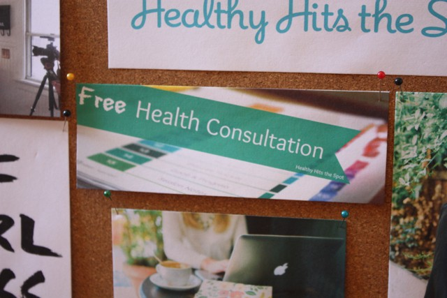 free consultation healthy hits the spot