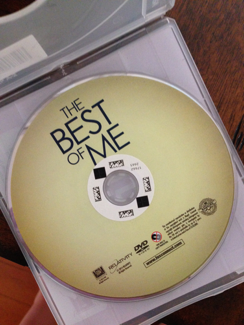 movie - the best of me