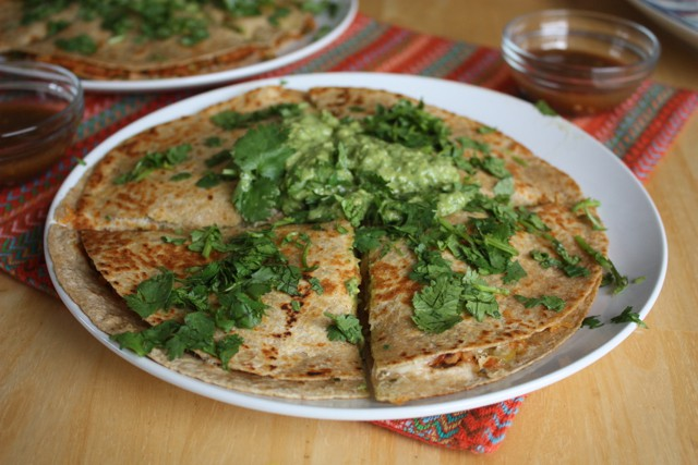 split pea quesadilla 2