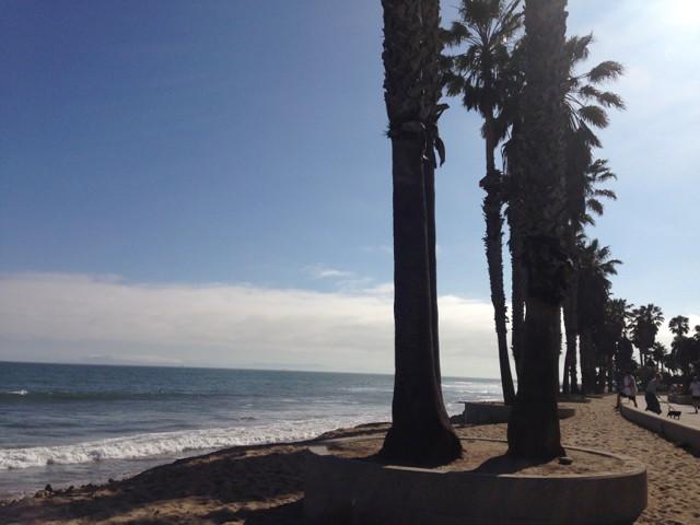 ventura beach c street