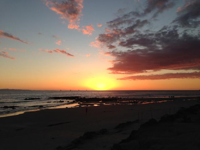 carpinteria sunset ca