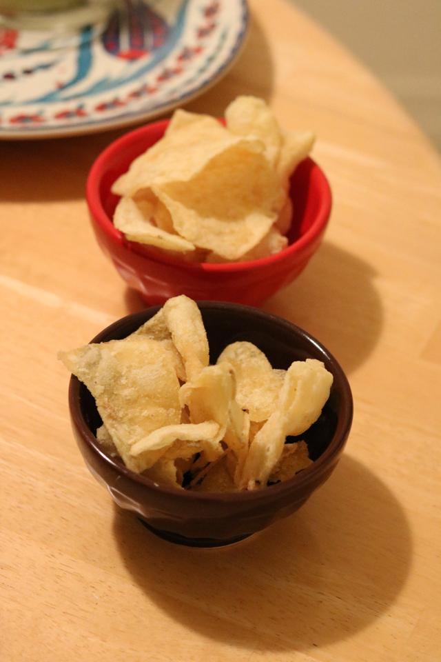 kettle sea salt and vinegar chips