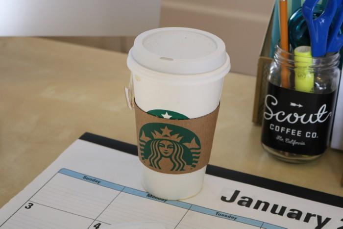 Daily Eats | Healthy Hits the Spot | Starbucks