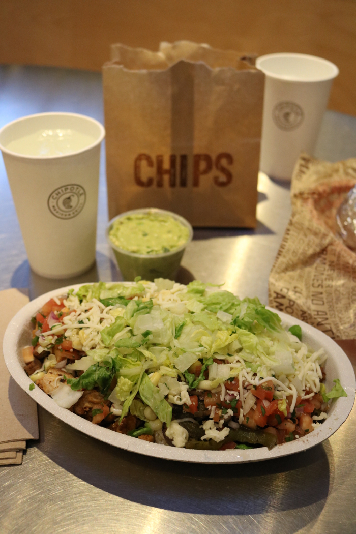 Daily Eats | Healthy Hits the Spot | Chipotle