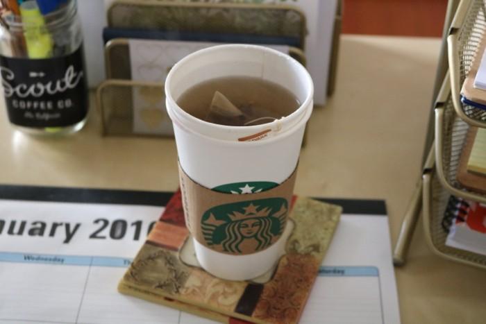Daily Eats | Healthy Hits the Spot | Reuse Tea Bags