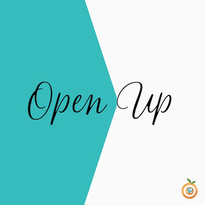 Open Up Series