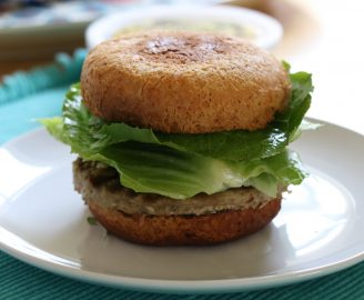 turkey burger gluten free