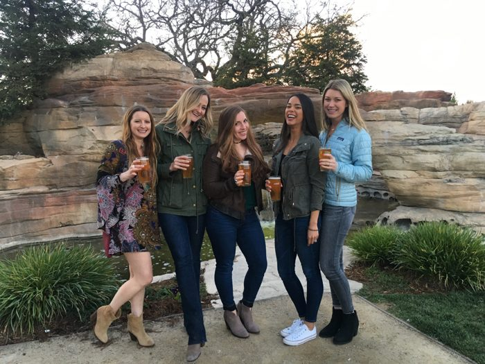 girls barrelhouse brewery Paso Robles