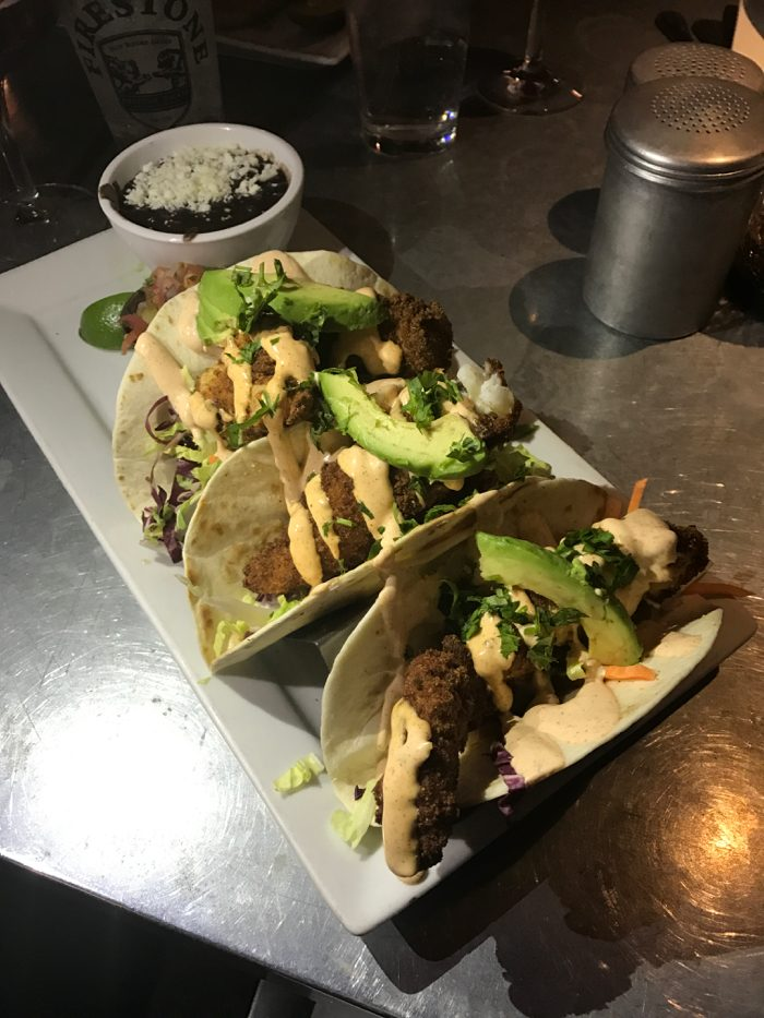 fish tacos Firestone brewery paso robles
