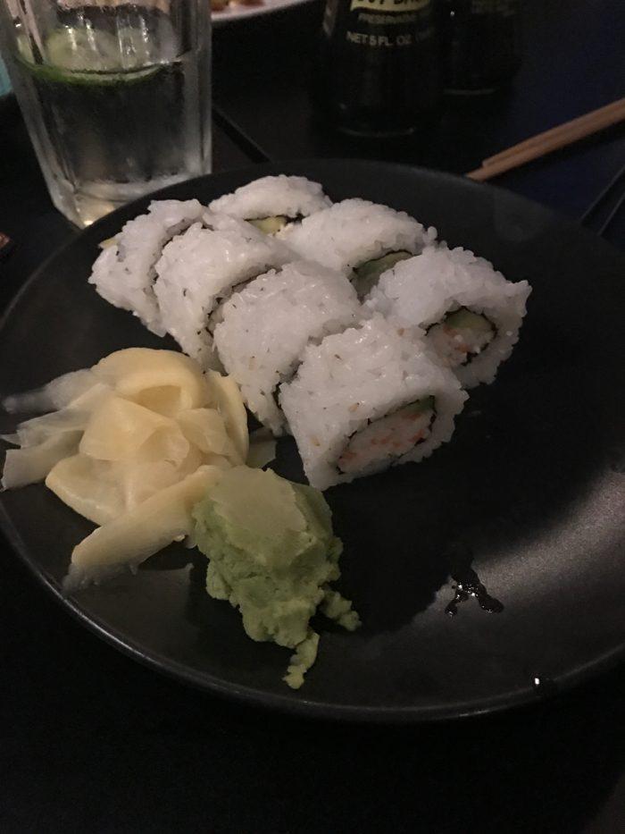 Daily Eats | Healthy Hits the Spot | Sushi