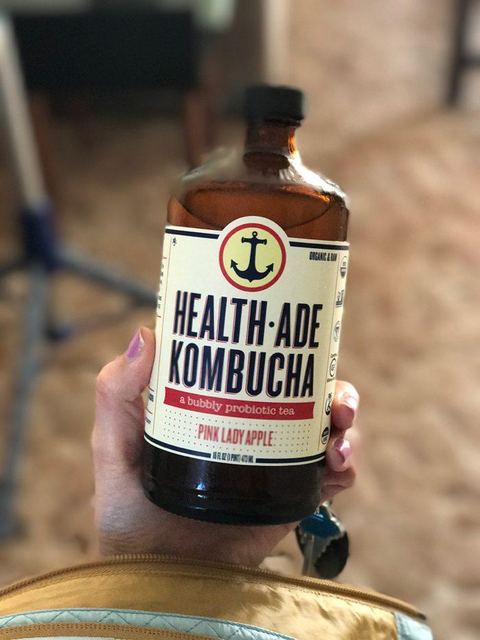 Daily Eats | Healthy Hits the Spot | Kombucha