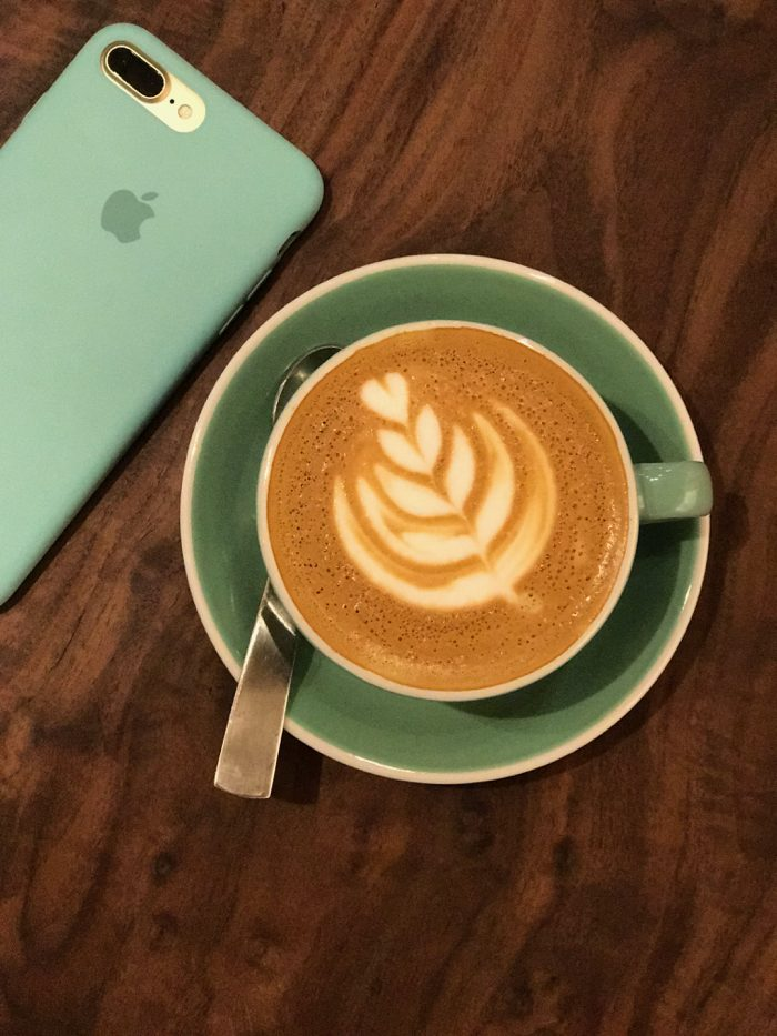 Daily Eats | Healthy Hits the Spot | Cappuccino