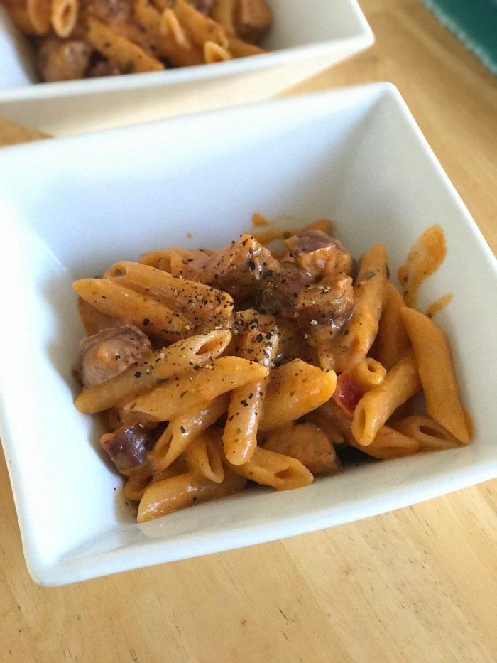 Daily Eats | Healthy Hits the Spot | Pasta