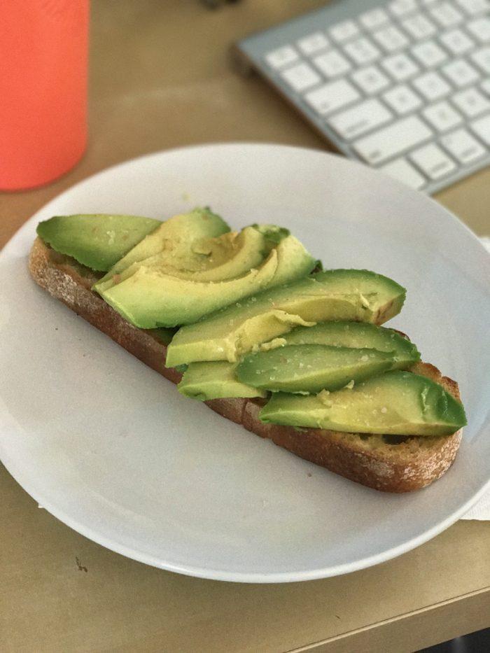 Daily Eats | Healthy Hits the Spot | Avocado Toast