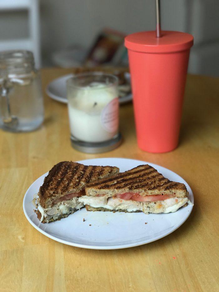 Daily Eats | Healthy Hits the Spot | Panini