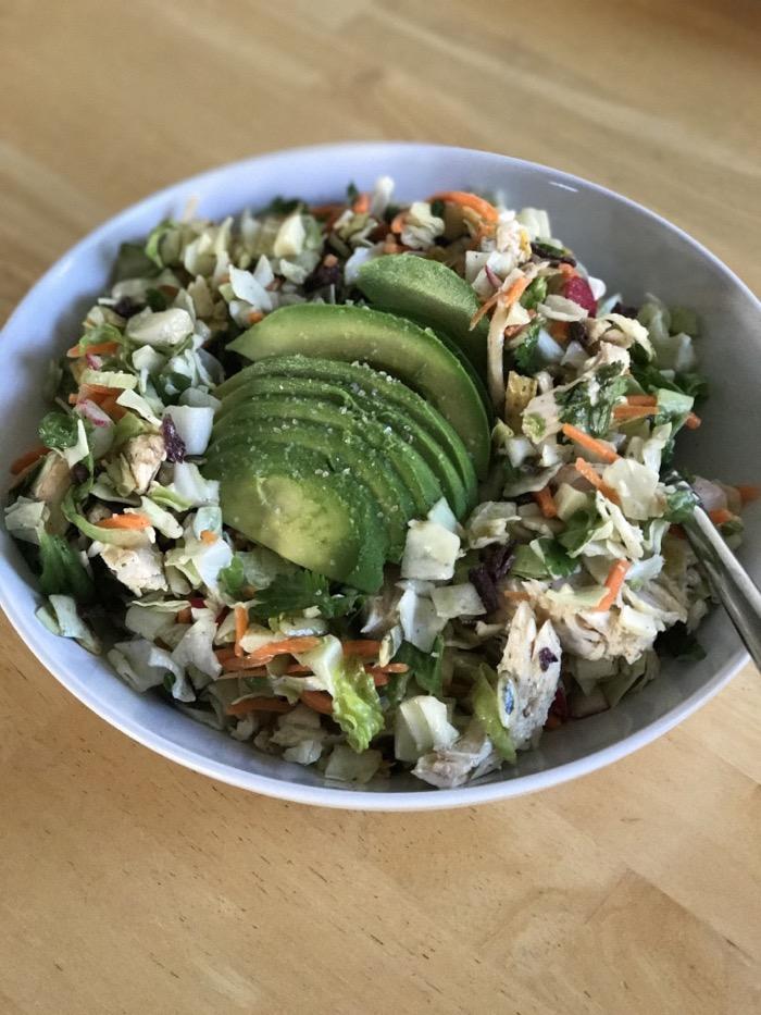 Daily Eats | Healthy Hits the Spot | Southwestern Salad